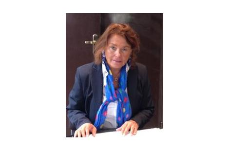 Françoise Daligault, présidente de l'Union nationale des pharmacies de France (UNPF)