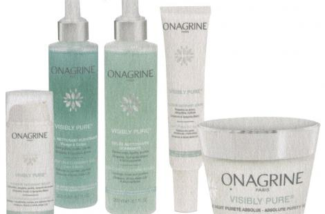 Onagrine Visibly Pure - Deux soins nettoyants-1