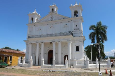 Salvador4-L'église de Suchitoto